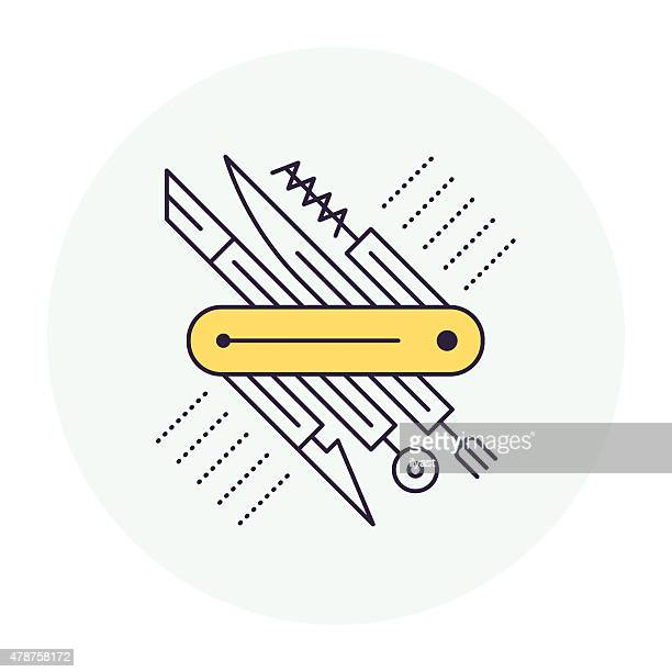 Army Knife Symbol