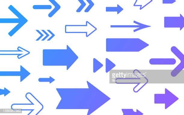 pfeil hintergrund - hinunter bewegen stock-grafiken, -clipart, -cartoons und -symbole