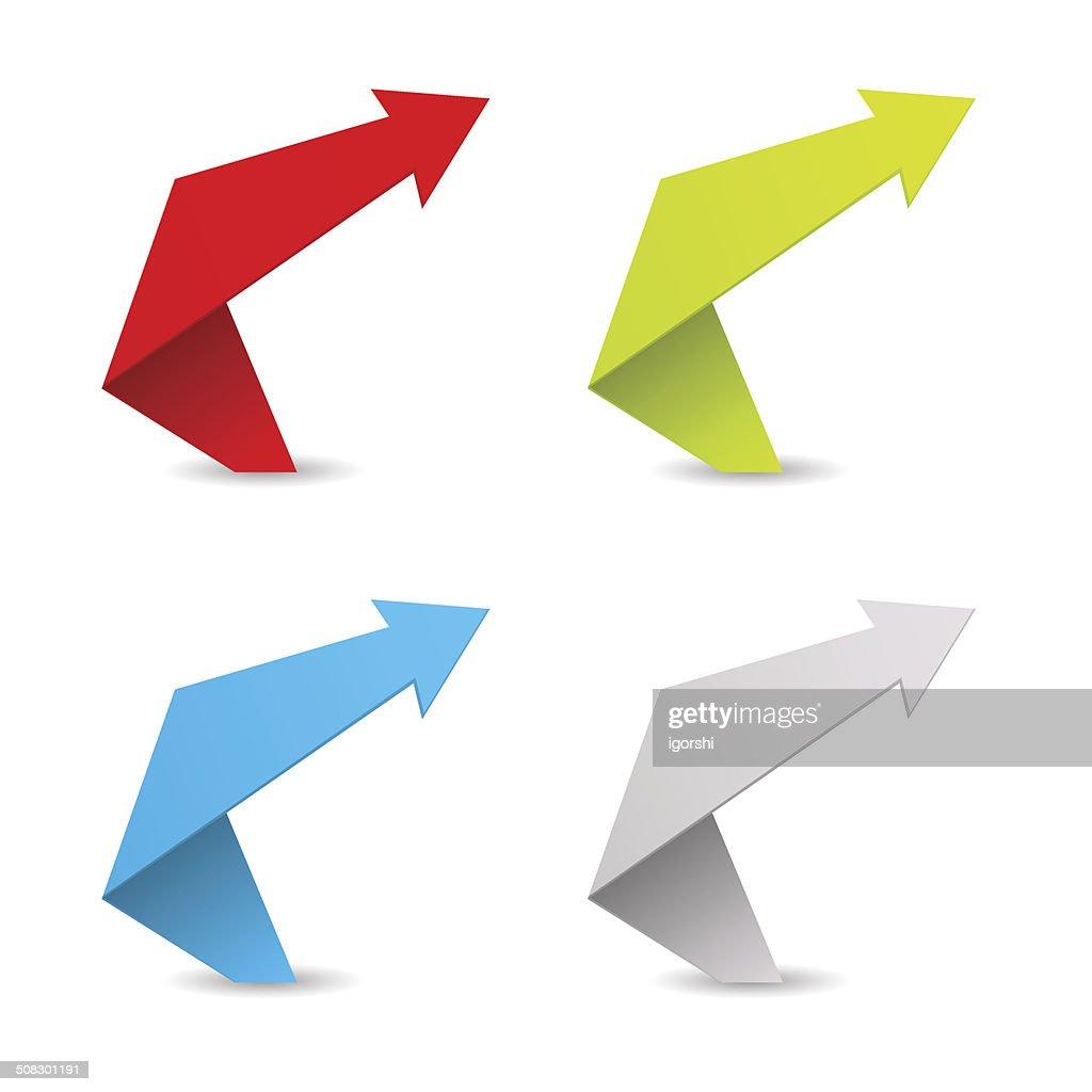 arrow folding