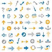 Arrow icons- Illustration