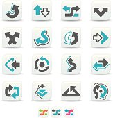arrow icons   simicoso collection