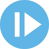 Arrow Sign Circle Icon Eject Button