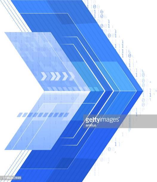 矢印テンプレート - 尖っている点のイラスト素材/クリップアート素材/マンガ素材/アイコン素材