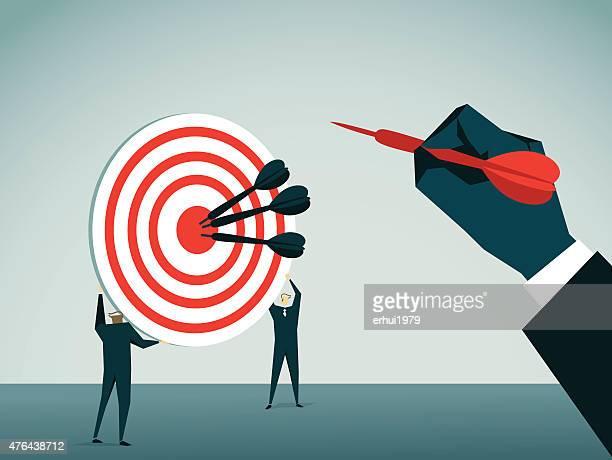 arrow - dart stock illustrations, clip art, cartoons, & icons