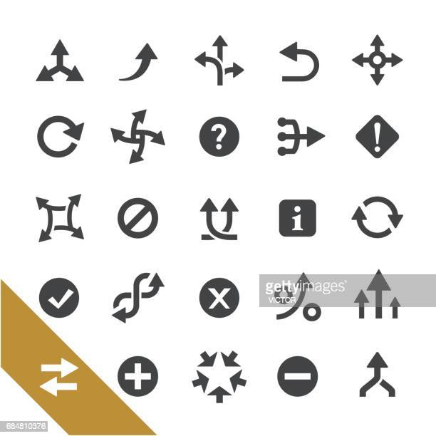 Arrows Icons - Select Series
