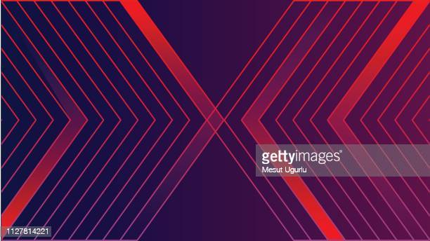 arrows speed background - the way forward stock illustrations