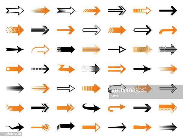 pfeile - pfeil stock-grafiken, -clipart, -cartoons und -symbole