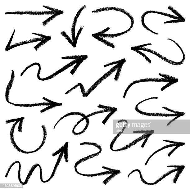 arrows - arrow symbol stock illustrations