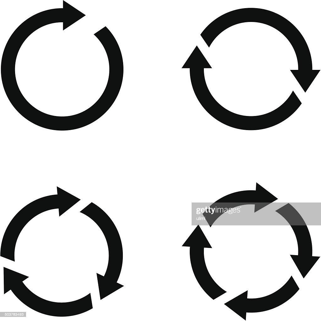 Frecce : Illustrazione stock