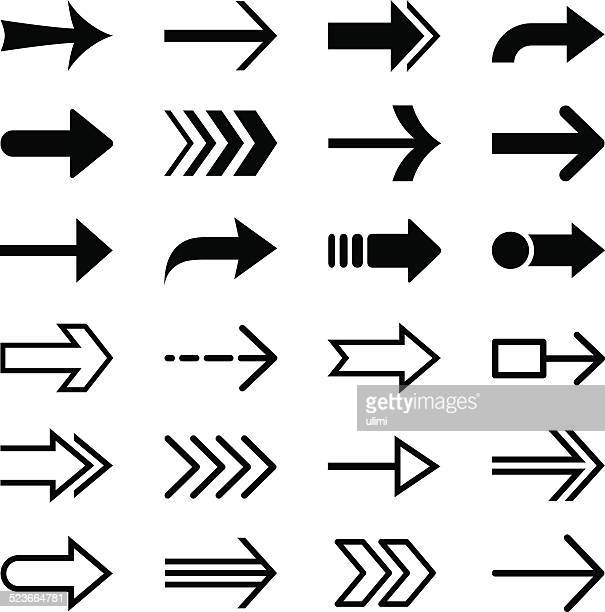 pfeile - turn the corner stock-grafiken, -clipart, -cartoons und -symbole