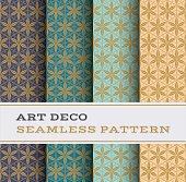 Art Deco seamless pattern 25
