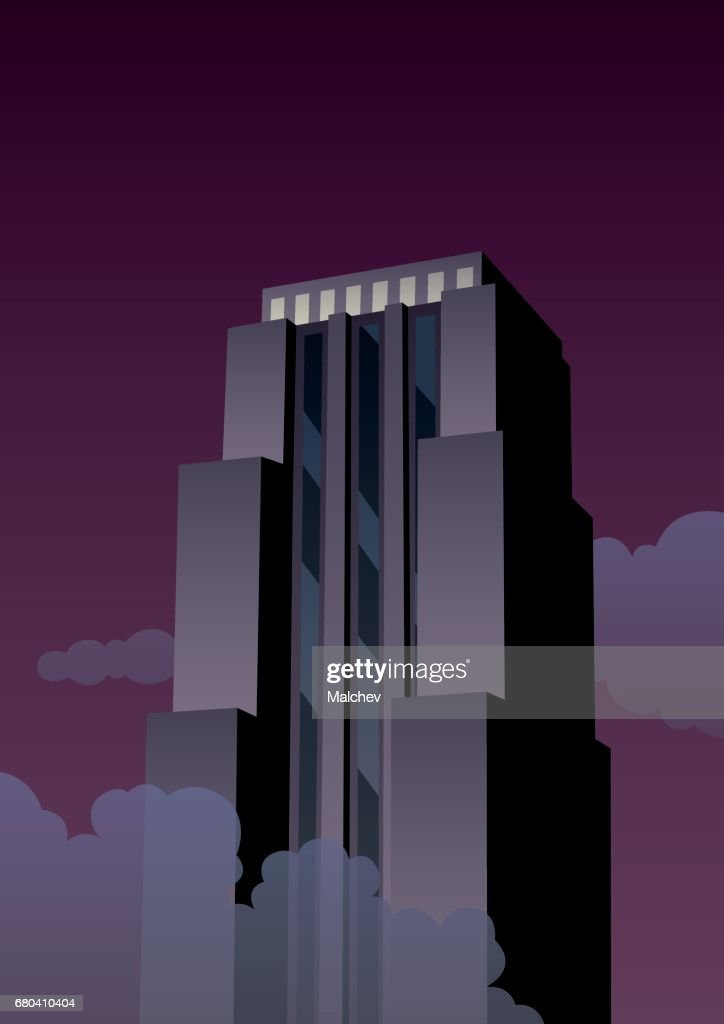 Art Deco Tower
