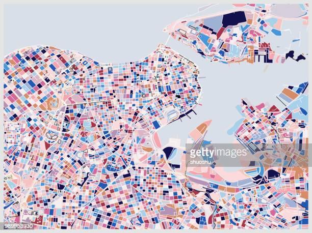 ハバナ市の美術地図