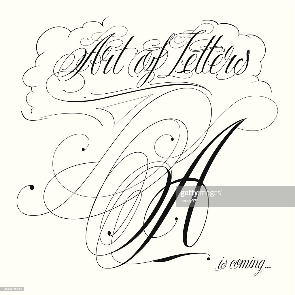 Art of letters