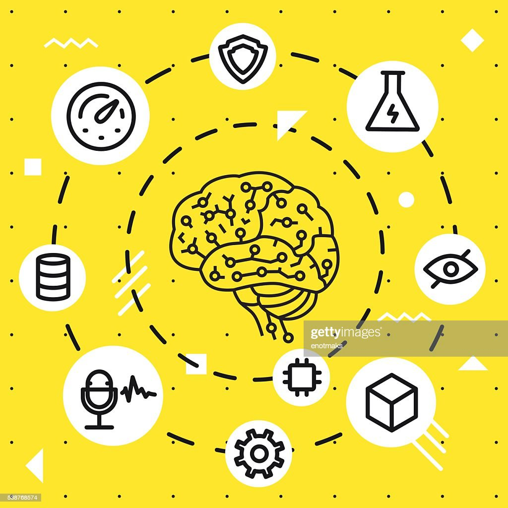 Artificial Intelligence, Functions and Electronic Mindmap