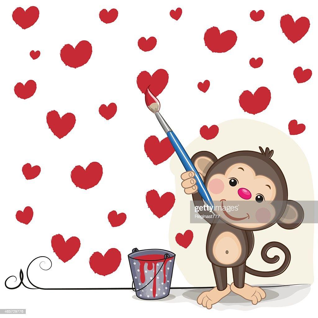 Artist Monkey