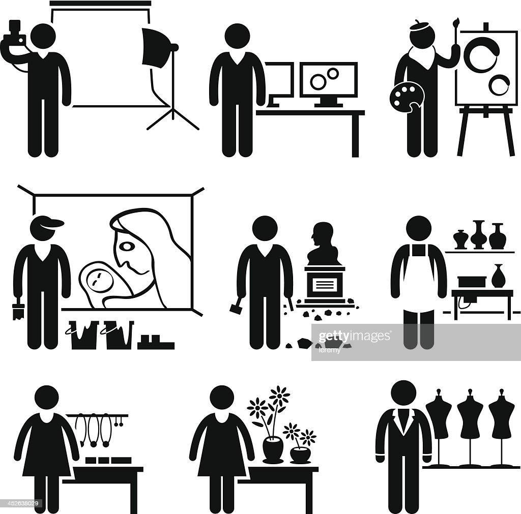 Artistic Designer Jobs Occupations Careers