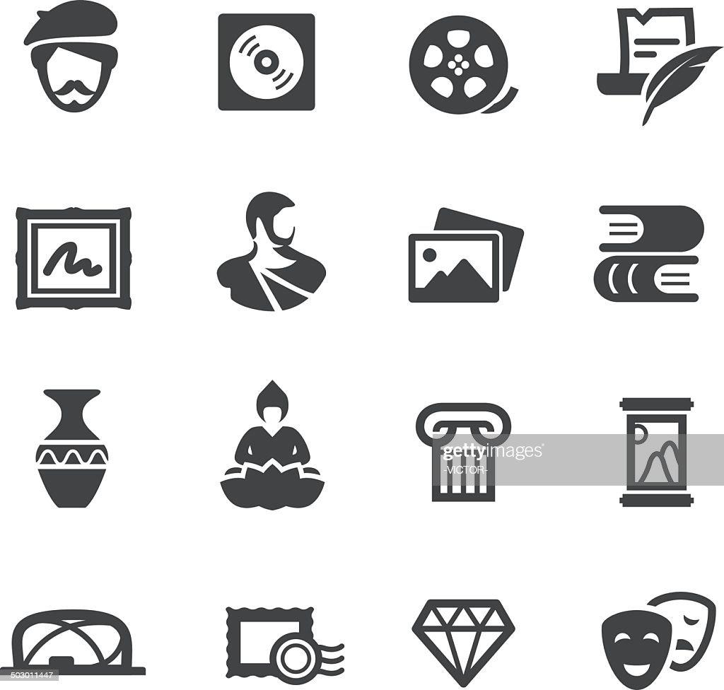 Artwork Icons - Acme Series : Stock Illustration