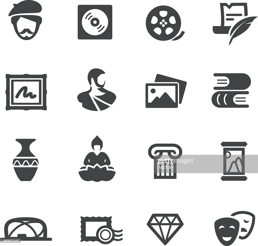Artwork Icons - Acme Series