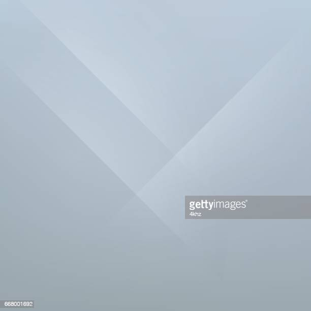 Ash Gray Minimal Fold Line Background