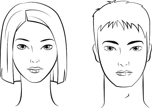 Free woman outline Images, Pictures, and Royalty-Free