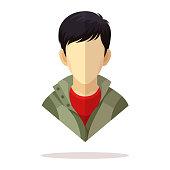 Asian Men Avatar