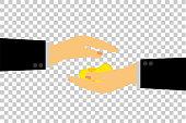 Asset or Investment Illustration, at Transparent Effect Background