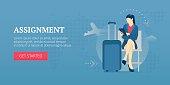 Assignment web banner