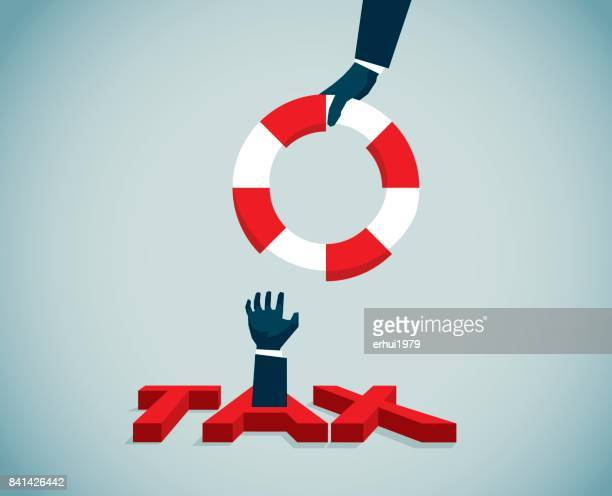 assistance - rescue stock illustrations