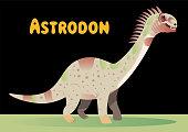 Astrodon johnstoni dinosaur