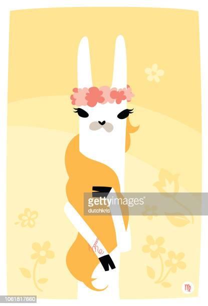 Astrología Llama Virgo