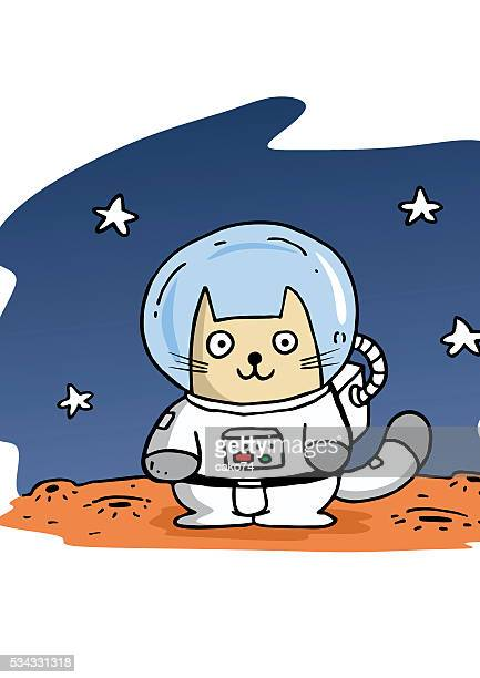 Astronaute chat