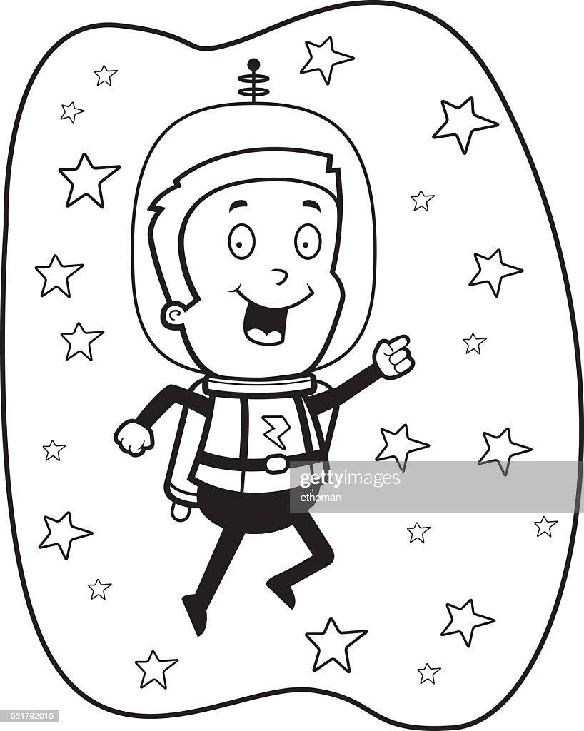 Astronaut Jet Pack