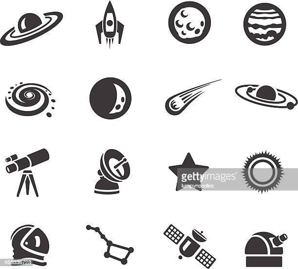 Astronomie Symbole