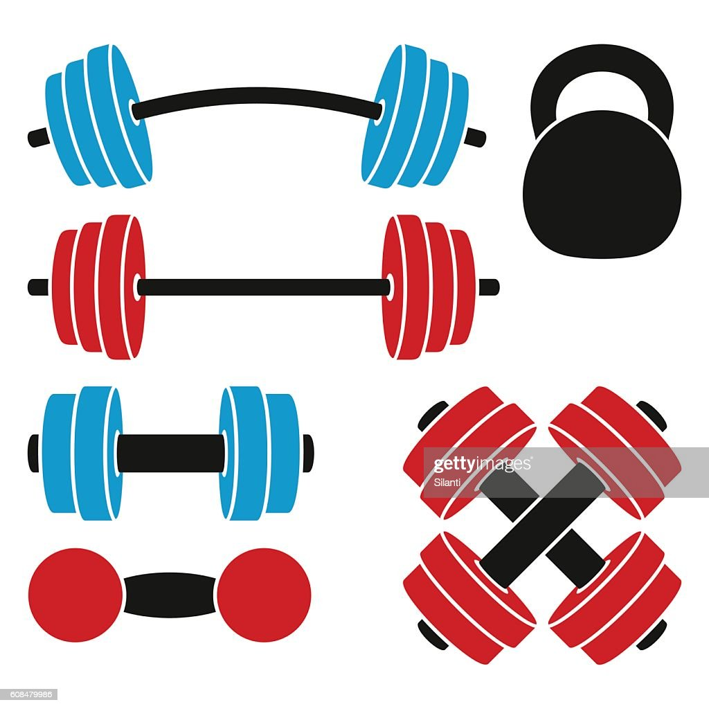 Athletic weights