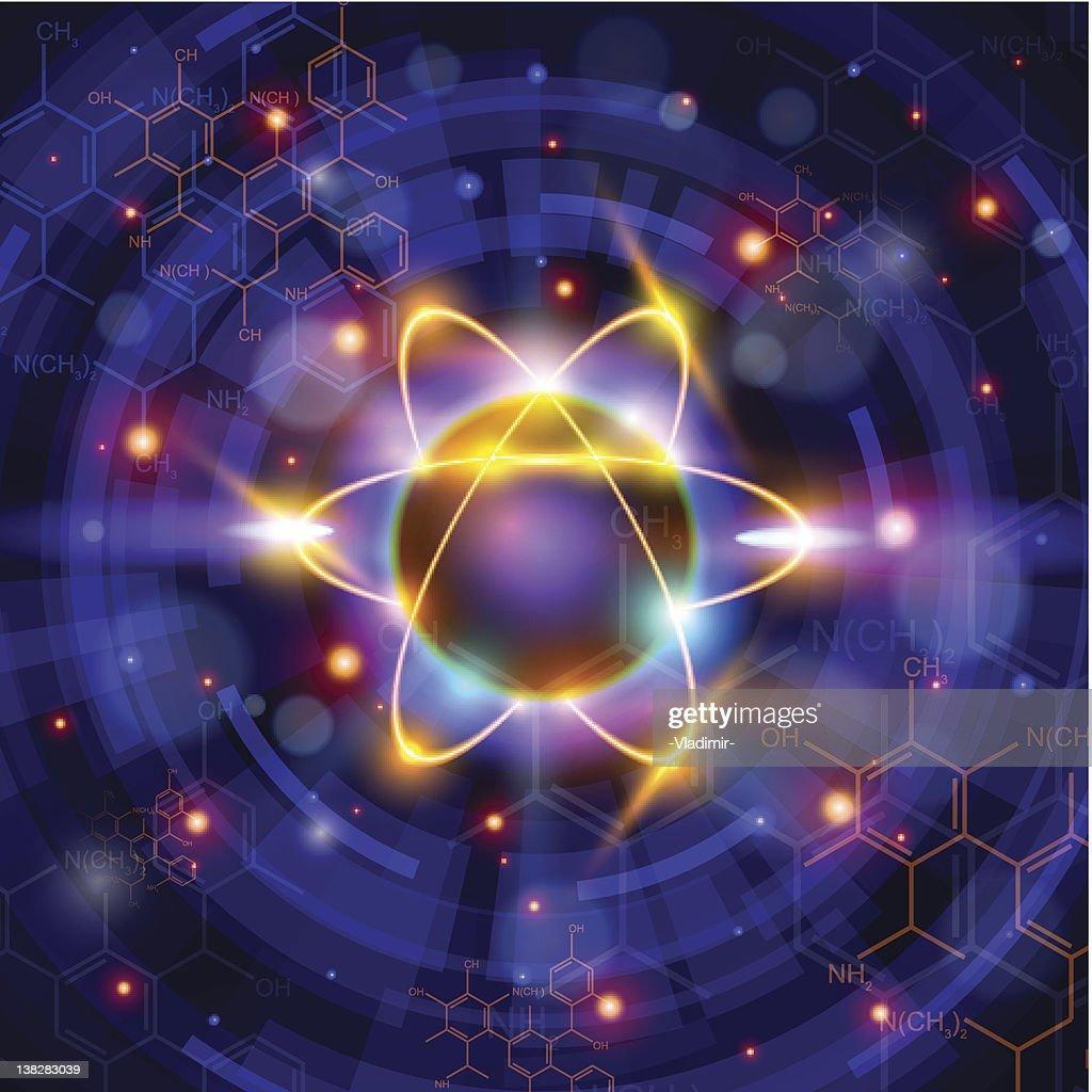 atom symbol & chemical formulas