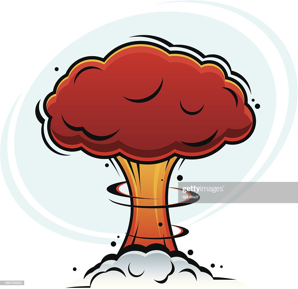 mushroom cloud stock illustrations and cartoons getty images rh gettyimages com nuclear mushroom cloud cartoon cartoon style mushroom cloud dialog