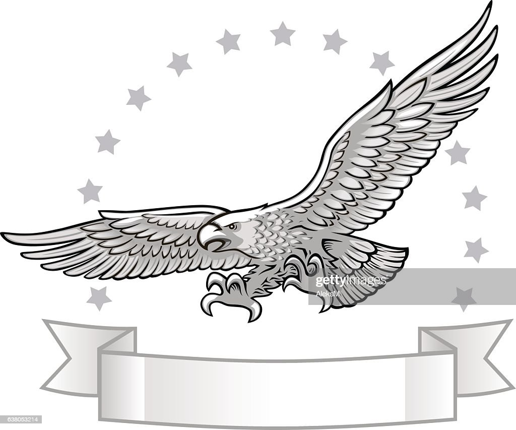 Attacking Eagle Emblem