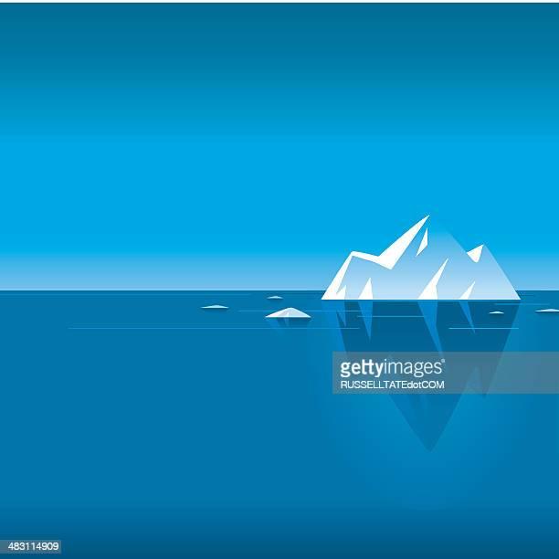 illustrazioni stock, clip art, cartoni animati e icone di tendenza di attenzione tutte le spese di spedizione. - iceberg