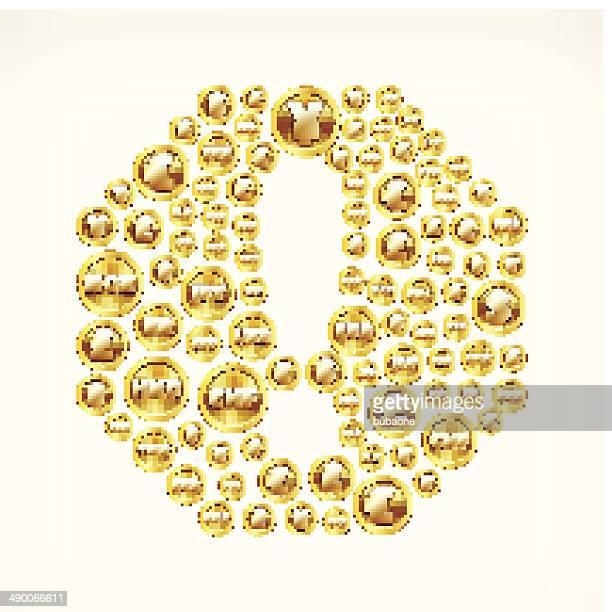 ilustrações, clipart, desenhos animados e ícones de atenção placa de botões de moedas de ouro - reforma assunto