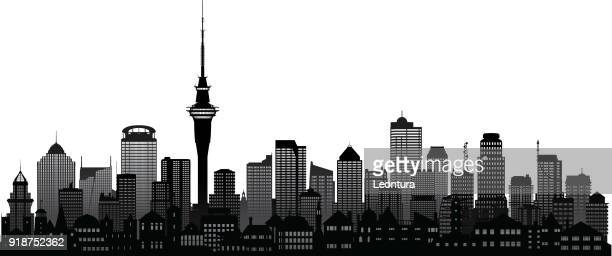 Auckland (All Buildings Are Complete and Moveable)