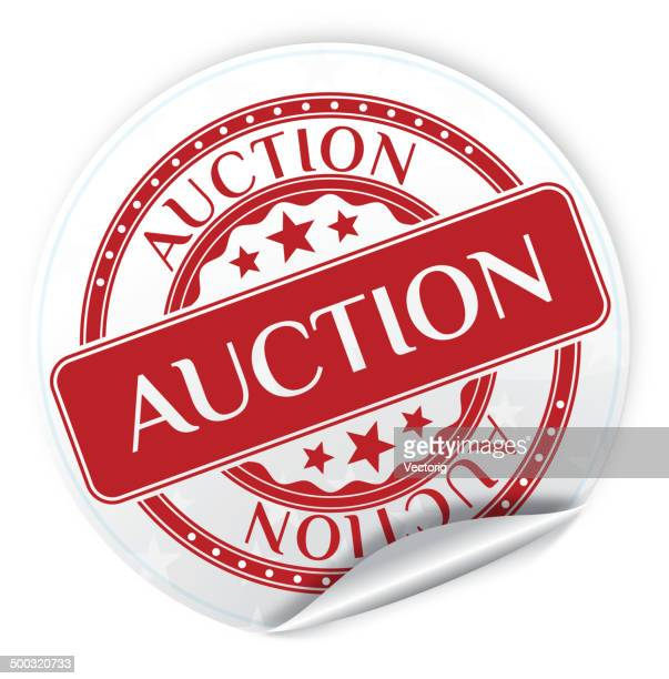 Auction Sticker