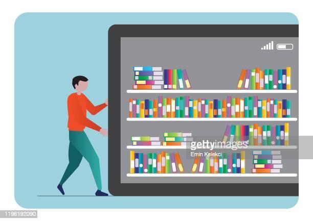 オーディオブック - 書店点のイラスト素材/クリップアート素材/マンガ素材/アイコン素材