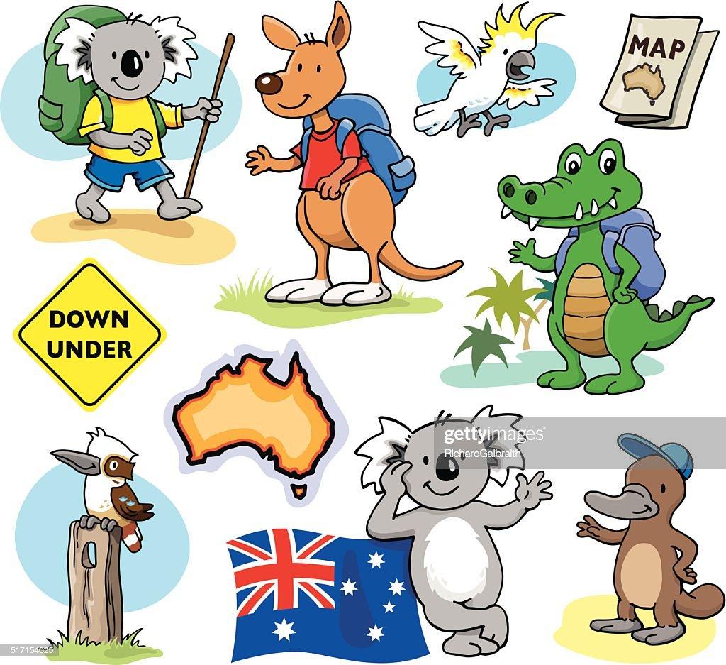 Aussie Adventurers