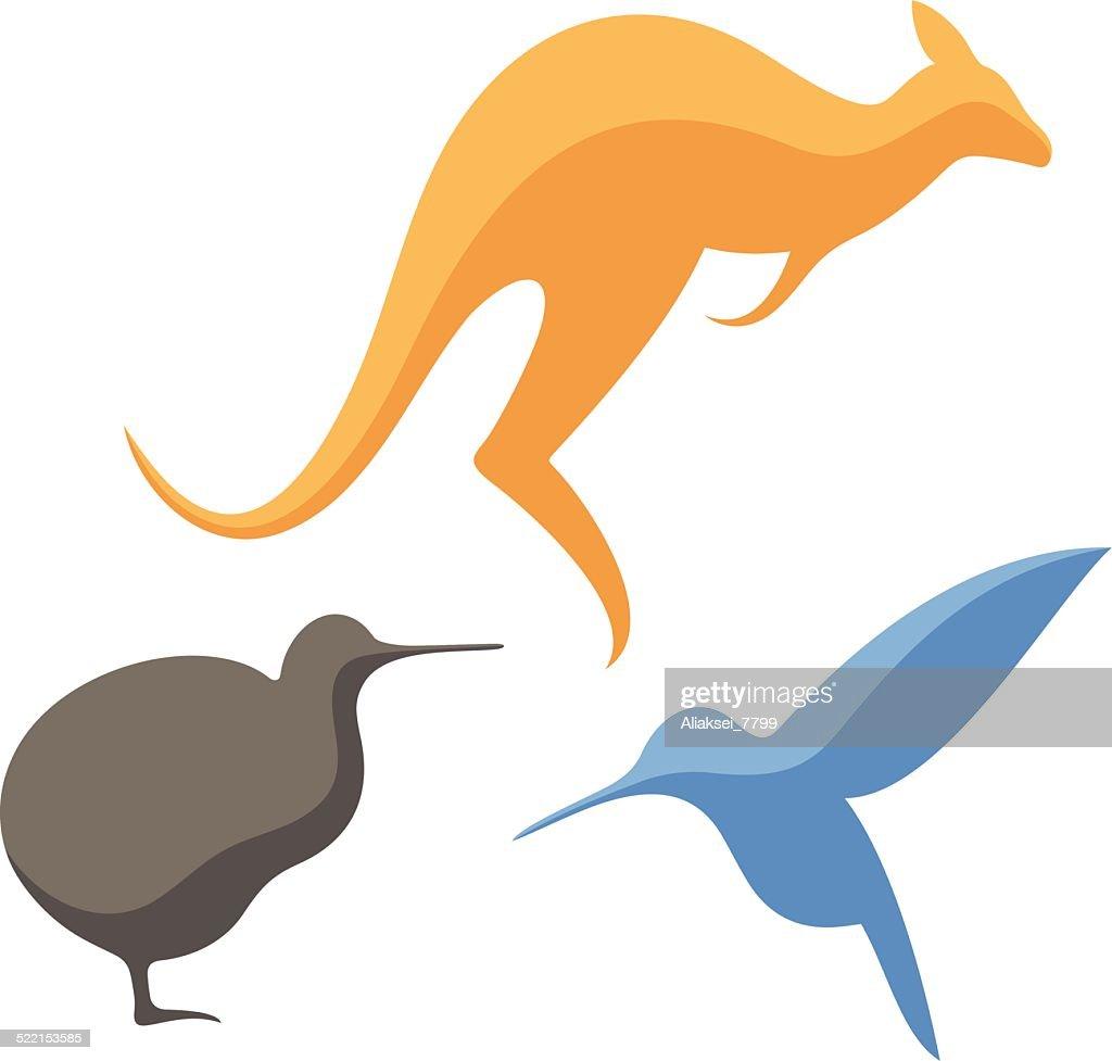 Australia. Animals