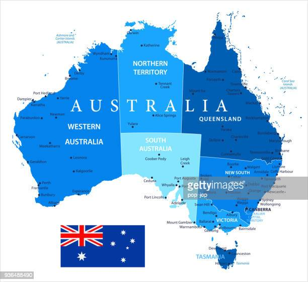 04 - Australia - Blue Spot Isolated 10