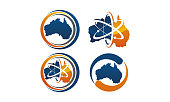 Australia Technology and Science Set