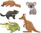 Australian animals 1