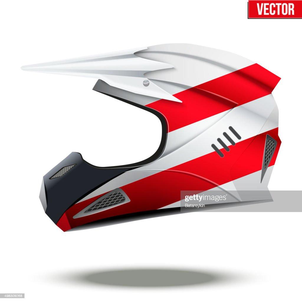Austria Flag on Motorcycle Helmets