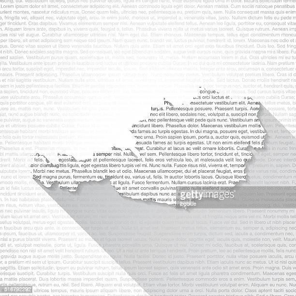 ilustrações, clipart, desenhos animados e ícones de áustria mapa em plano de fundo de texto de longa sombra - lorem ipsum